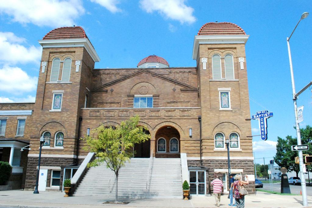 16th Street Baptist Church. Photo: Tonya Fitzpatrick