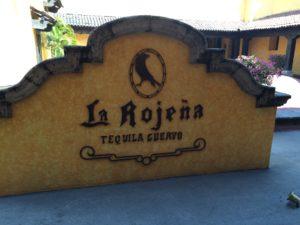 Tequila distillery