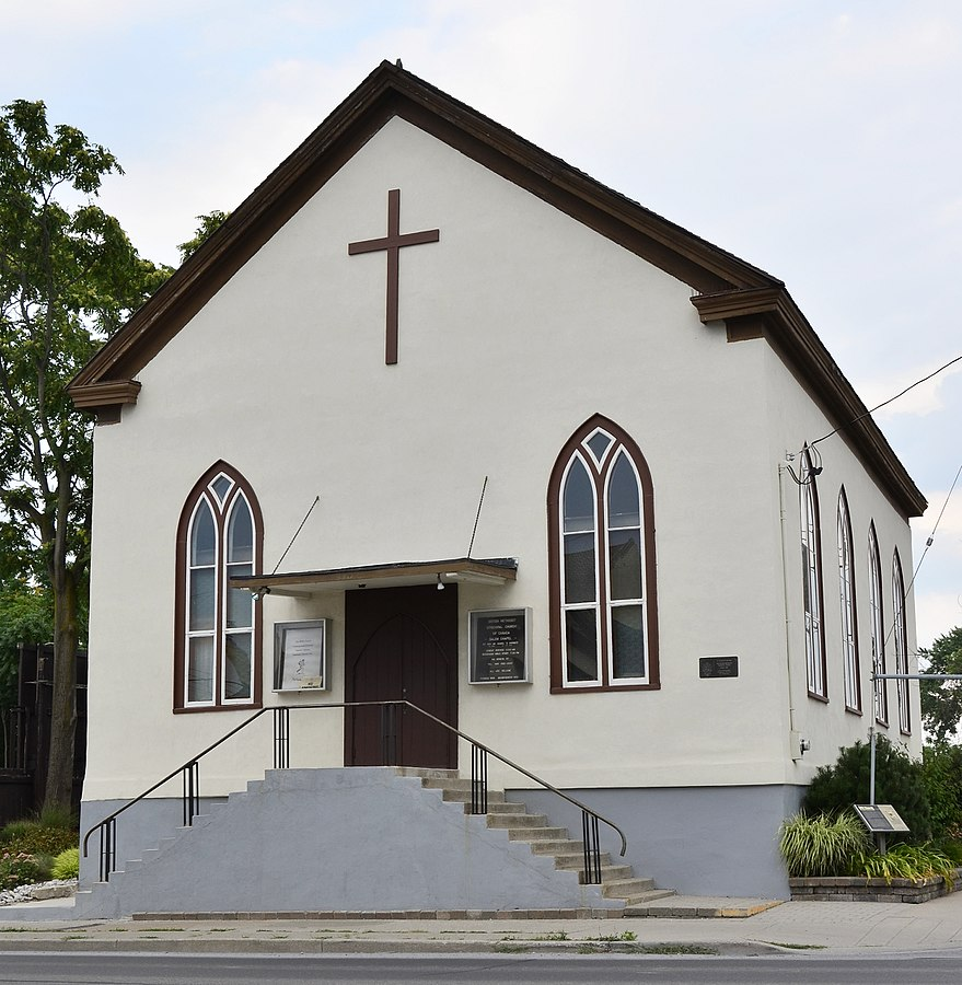 British Methodist Episcopal Church - Salem Chapel