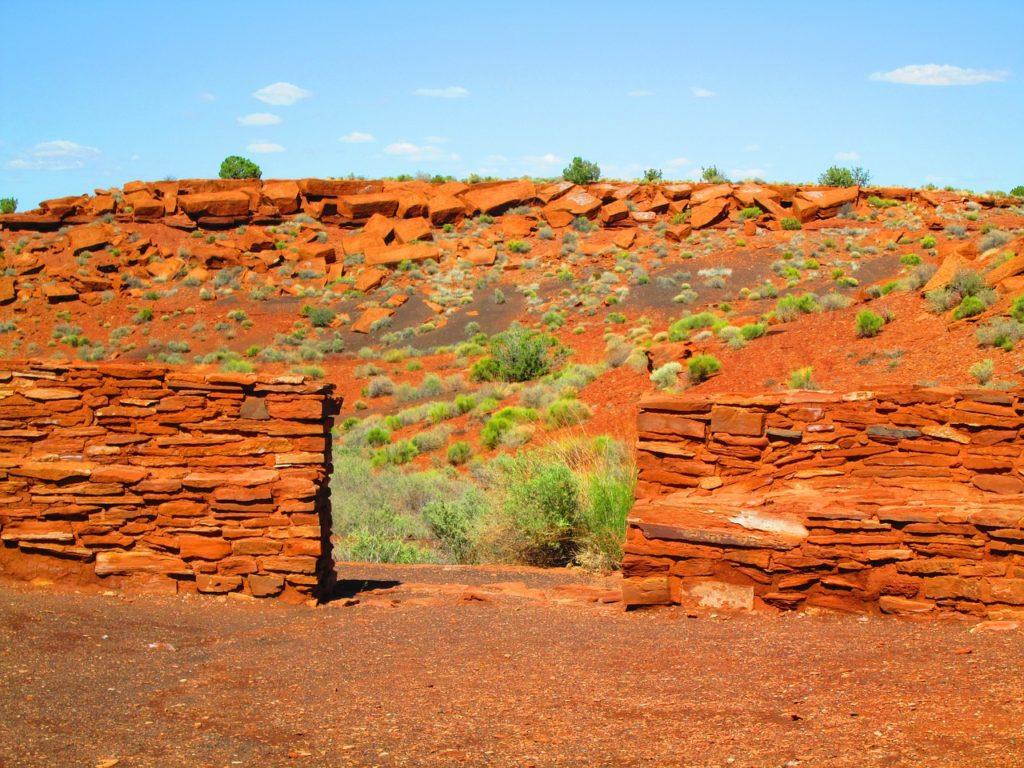 Arizona - Wupatki Ruins