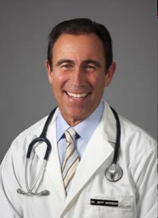 Veterinarian Dr. Jeff