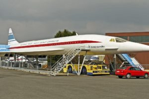 Concorde airline