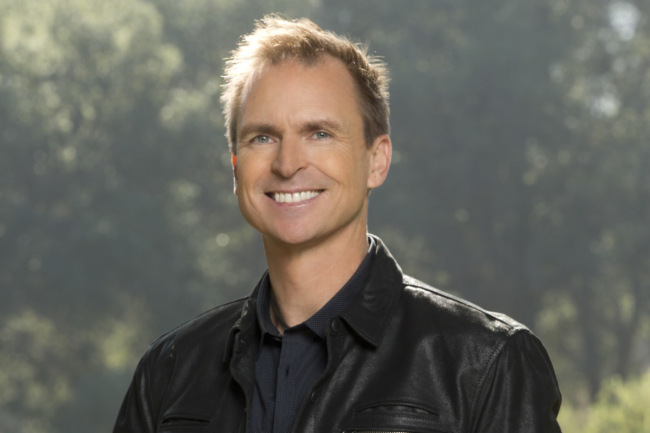 Emmy Award-nominated host Phil Keoghan of the CBS series THE AMAZING RACE. Photo: Monty Brinton/CBS
