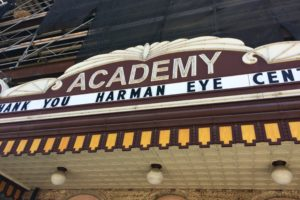 Lynchburg Academy Center for the Arts. Photo: Tonya Fitzpatrick