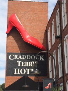 Craddock Terry hotel. Photo: Tonya Fitzpatrickk