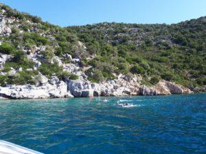 Greece Coastal Swim.Eliza Photo