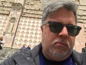 Author Anthony Paonita