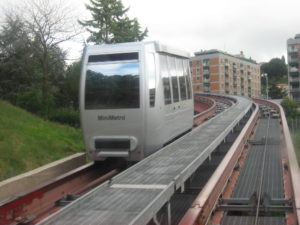 Mini Metro in Perugia