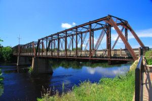 Bridge to Eau Claire