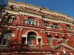 The Writers Building. Photo: Adam Jones via Creative Commons