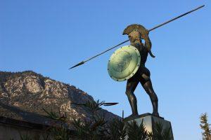 Thermopylae Greece