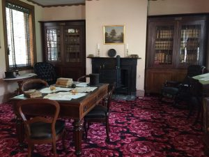 James Buchanan law office in his Wheatland home, Photo: Tonya Fitzpatrick
