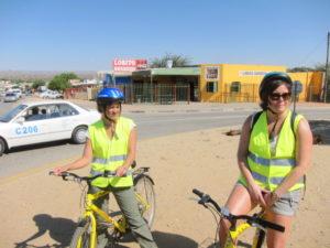 Bike Tour.Chris Chesak