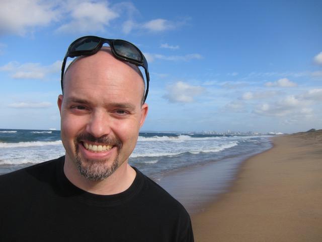 Travel writer Chez Chesak