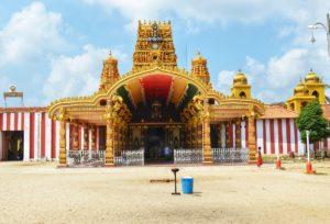Nallur Kandaswamy Temple. Photo: Zinara Rathnayake