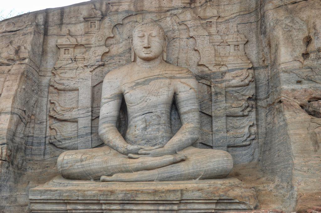 Polonnaruwa Ancient City, Sri Lanka. Photo: Zinara Rathnayake