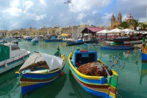 Port Marasaxlokk, Malta