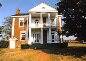 Exterior of the Vann House. Photo: Kathleen Walls