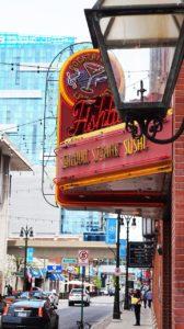 Fishbones restaurant is a staple in Greektown.