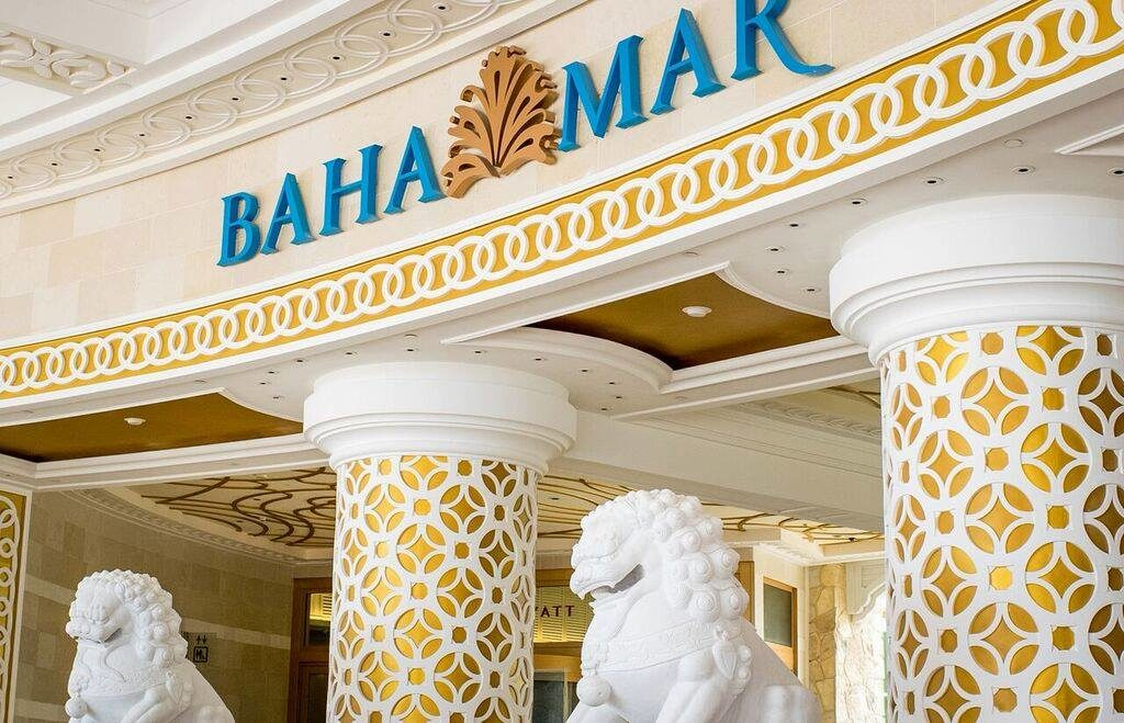 Baha Mar resort in the Bahamas