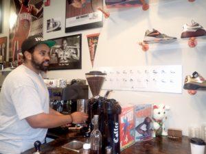 Deadstock coffee. Photo: Becky Garrison