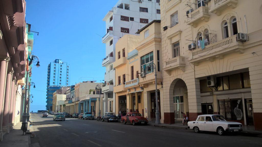 First glimpse of Havana. Photo: Jennifer Richardson