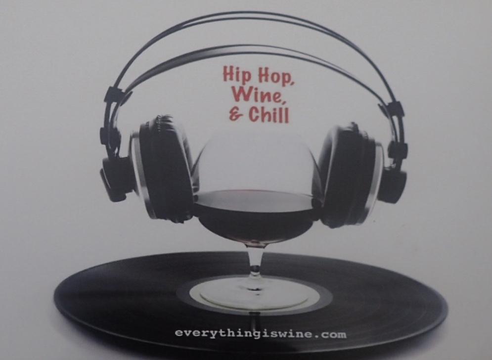 Hip Hop Wine. Photo: Becky Garrison