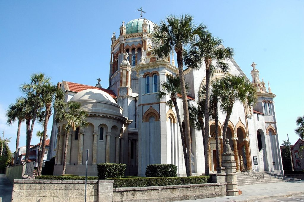 Church in St. Augustine