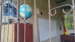 School room. Photo: Hana LaRock