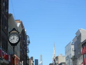 The Bomelstein Clock. Photo: Alexandra Fletcher