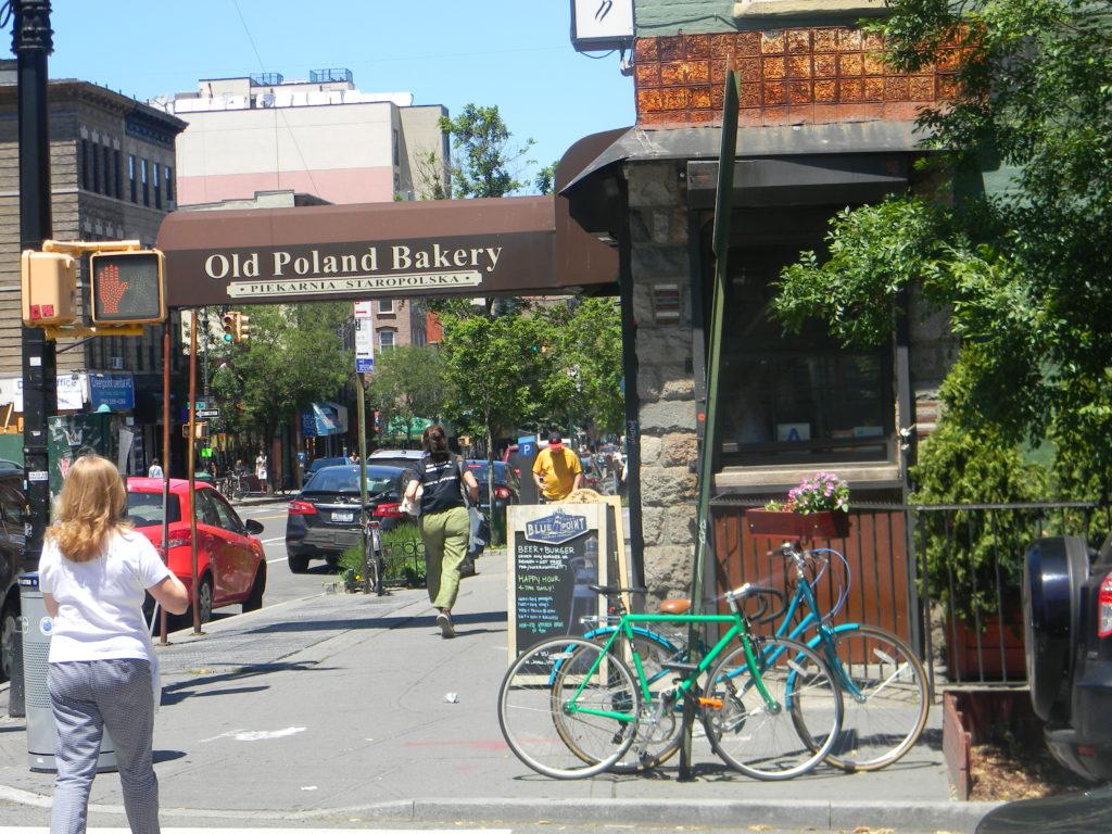 Old Poland Bakery.Greenpoint