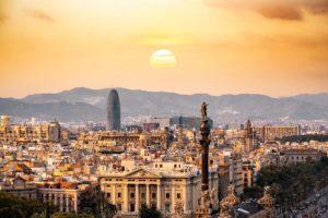 Barcelona Spain architecture