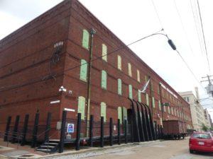Holocaust Museum exterior