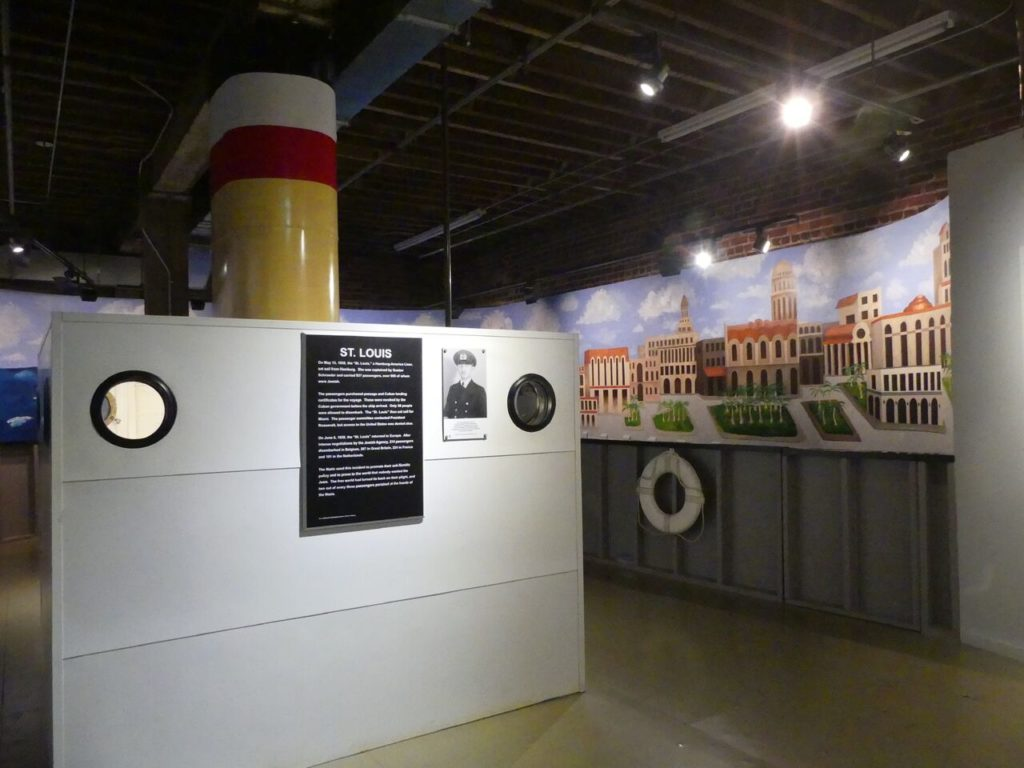 Exhibit of St. Louis. Photo by Kathleen Walls