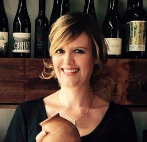 Headshot of author Sarah May Grunwald