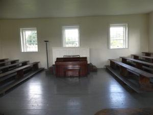 Harmony - Inside Mennonite Hall