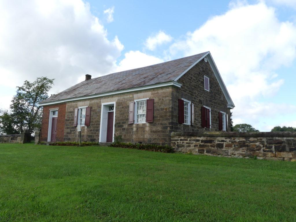 Mennonite Meeting Hall.  Photo:  Kathleen Walls