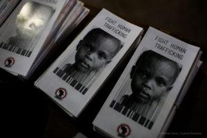 Fight human trafficking. Photo: Matilde Simas