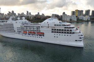 Regent of the Seas luxury cruise ship