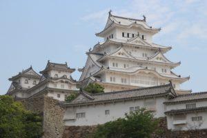 Japan's Himeji Castle.