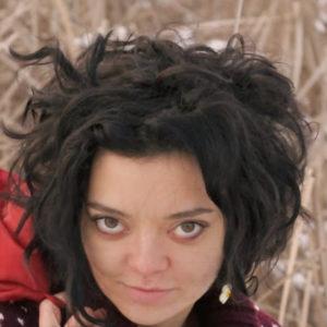 Travel writer Diana Condrea