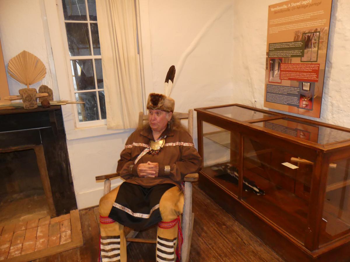 Chief John Mayeux. Photo: Kathleen Walls