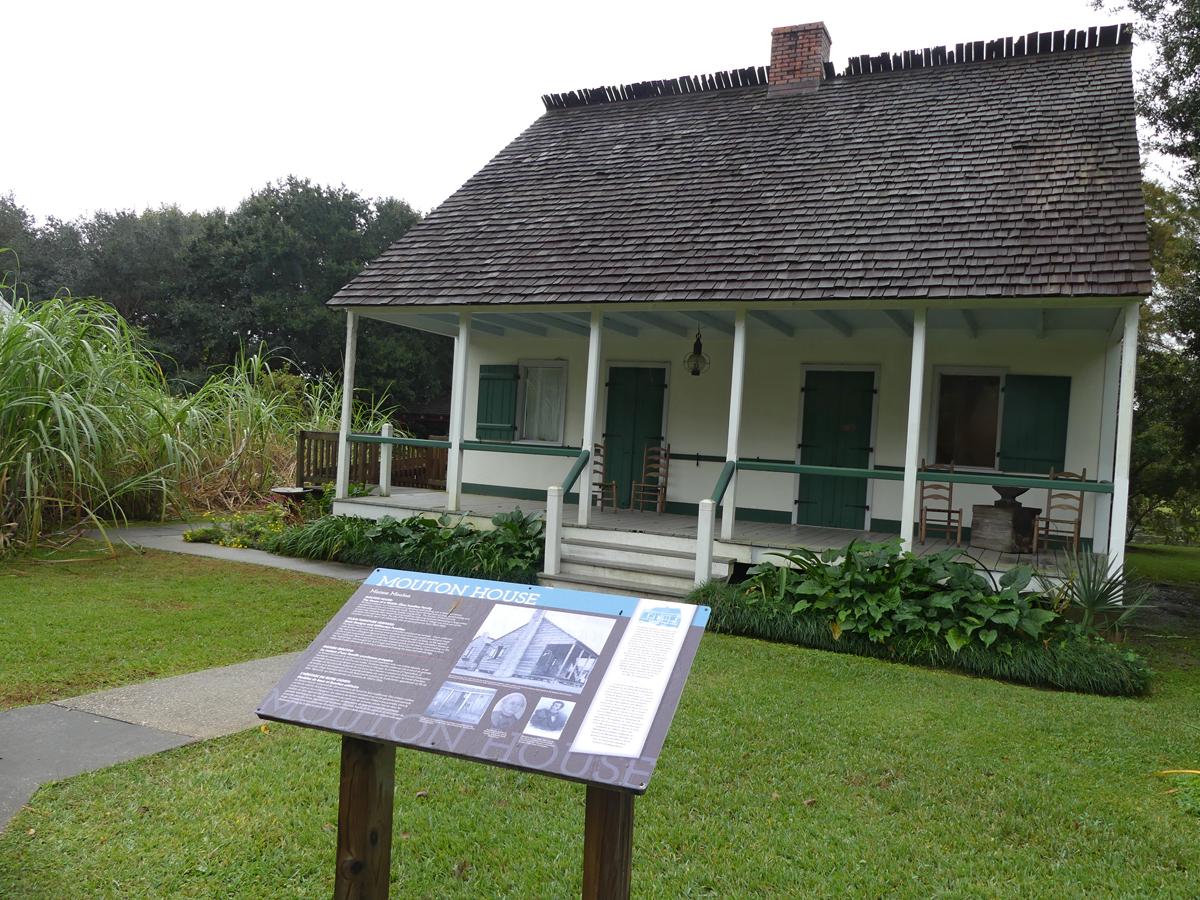 Cajun Mouton House. Photo: Kathleen Walls