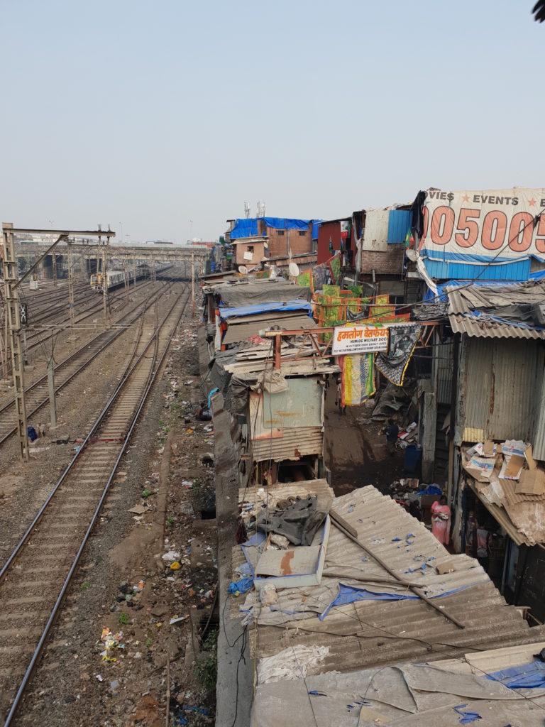 Dharavi Slum. Photo: Bianca Caruana