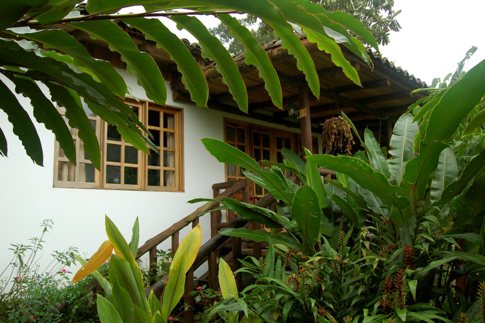 A cabin at Rancho Margot. Photo courtesy of Creative Commons
