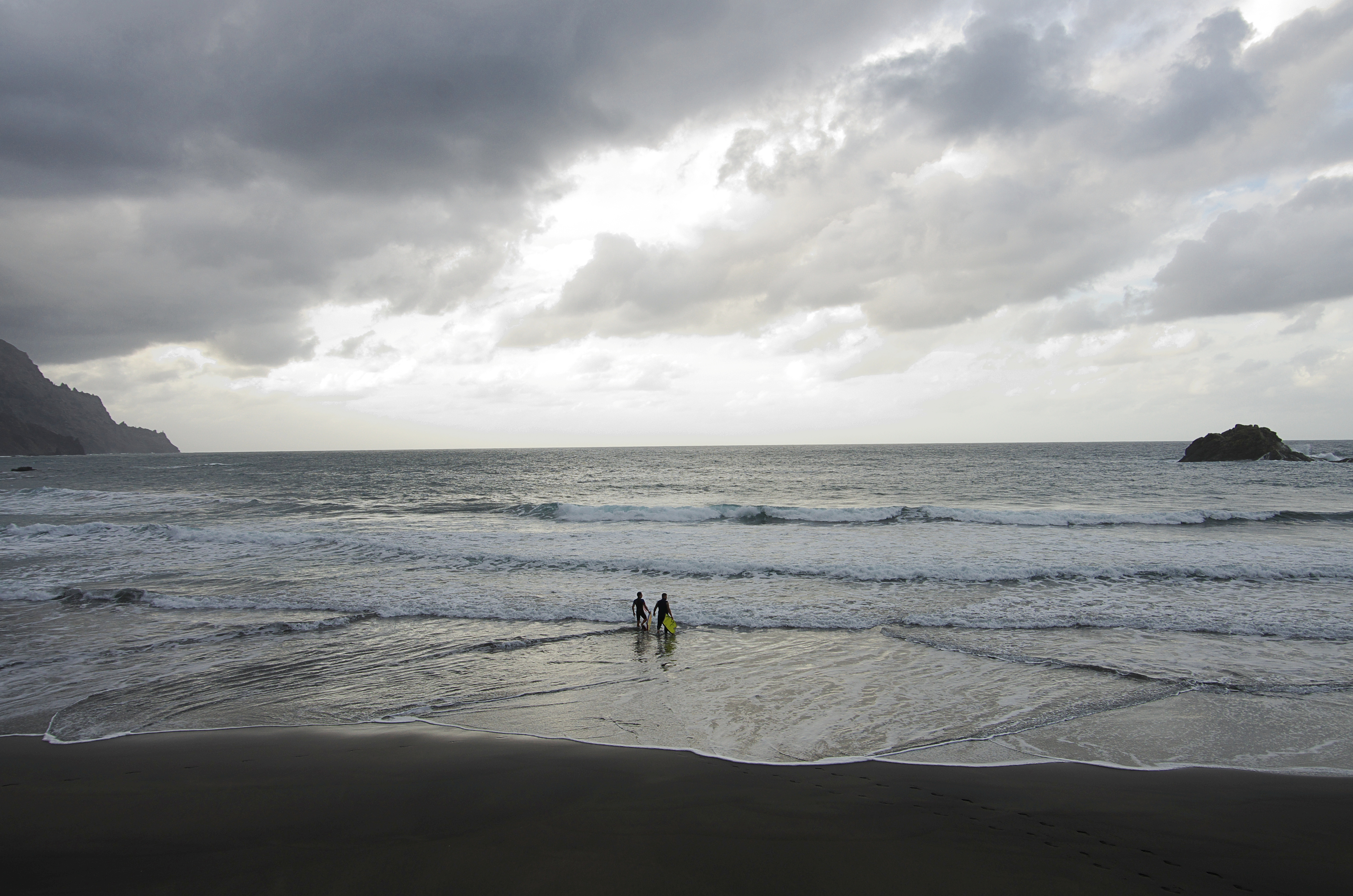 San Roque de las Bodegas Beach. Photo: Diana Condrea