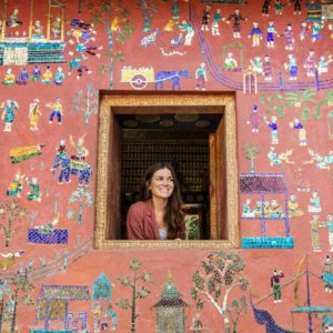 Travel writer Tara Tadlock