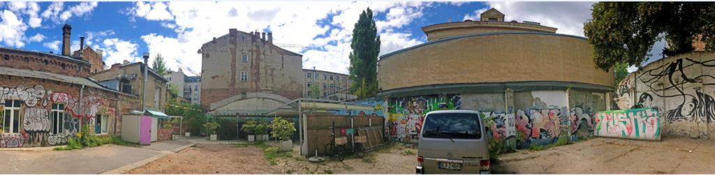 A view of Praga neighborhood. Photo: Patti Morrow