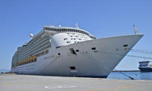 Royal Caribbean cruise ship