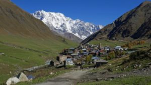 Ushguli is comprised of four villages found at the head of the Enguri gorge in Svaneti, Georgia. Recognized as a UNESCO World Heritage Site, Ushguli is one of the highest continuously inhabited settlements in Europe.
